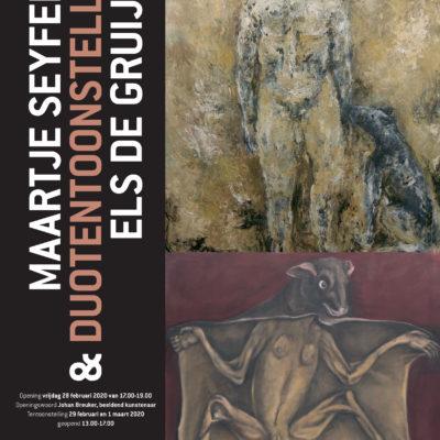 Maartje Seyferth/ Els de Gruyter