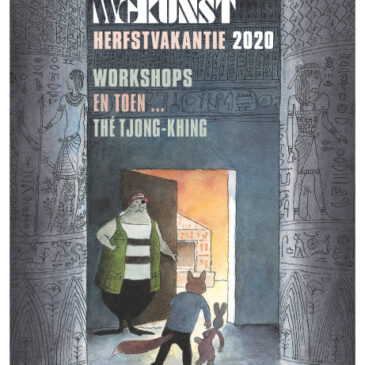Thé Tjong Khing workshops herfstvakantie